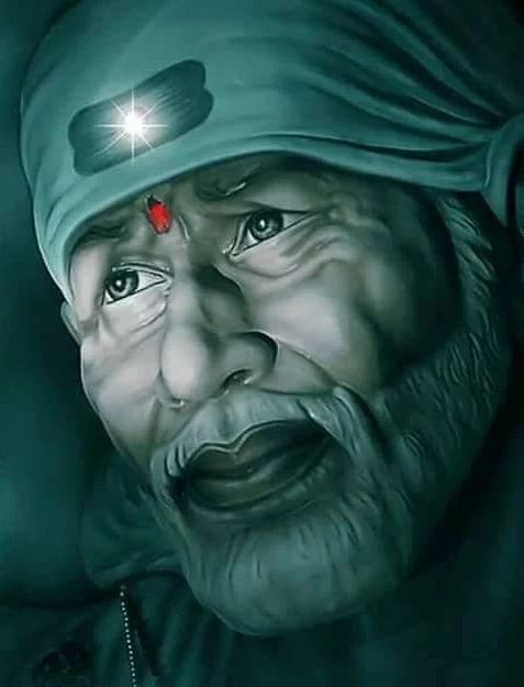 Sai Baba Beautiful Wallpaper