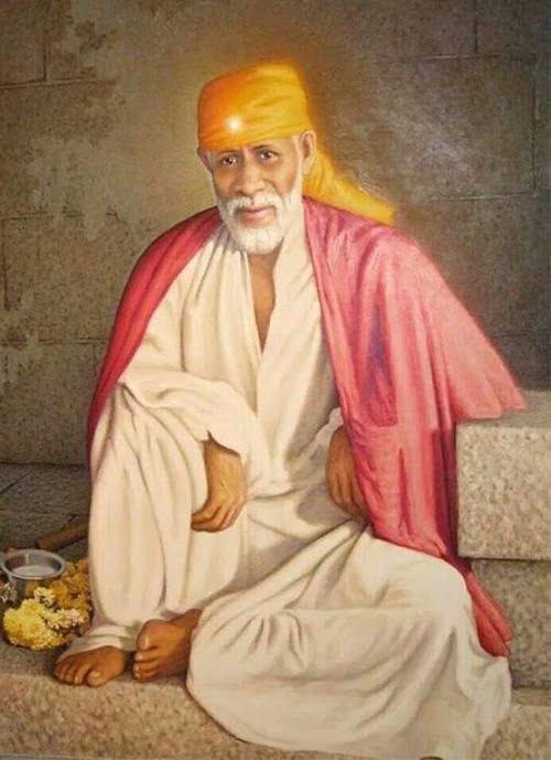 Sai Baba Hd Greetings For Mobile