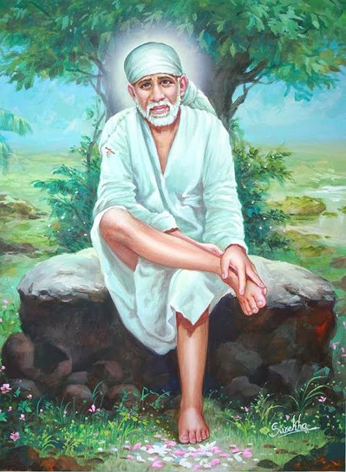 Sai Baba Hd Images For Mobile