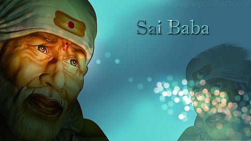 Sai Baba Hd Pics For Desktop
