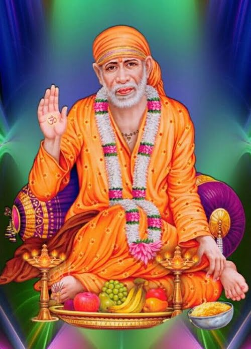 Sai Baba Hd Wallpaper For Mobile