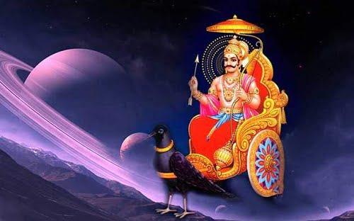 Shani Dev Hd Greetings