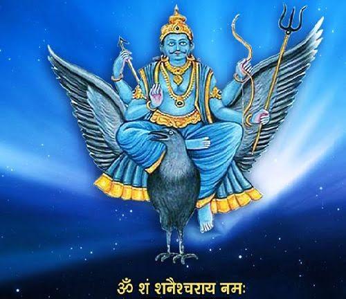 Shani Dev Hd Wallpaper