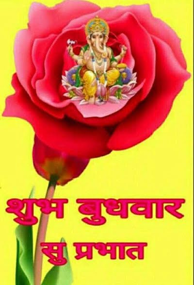 Subh Budhwar Good Morning Pictures For WhatsApp
