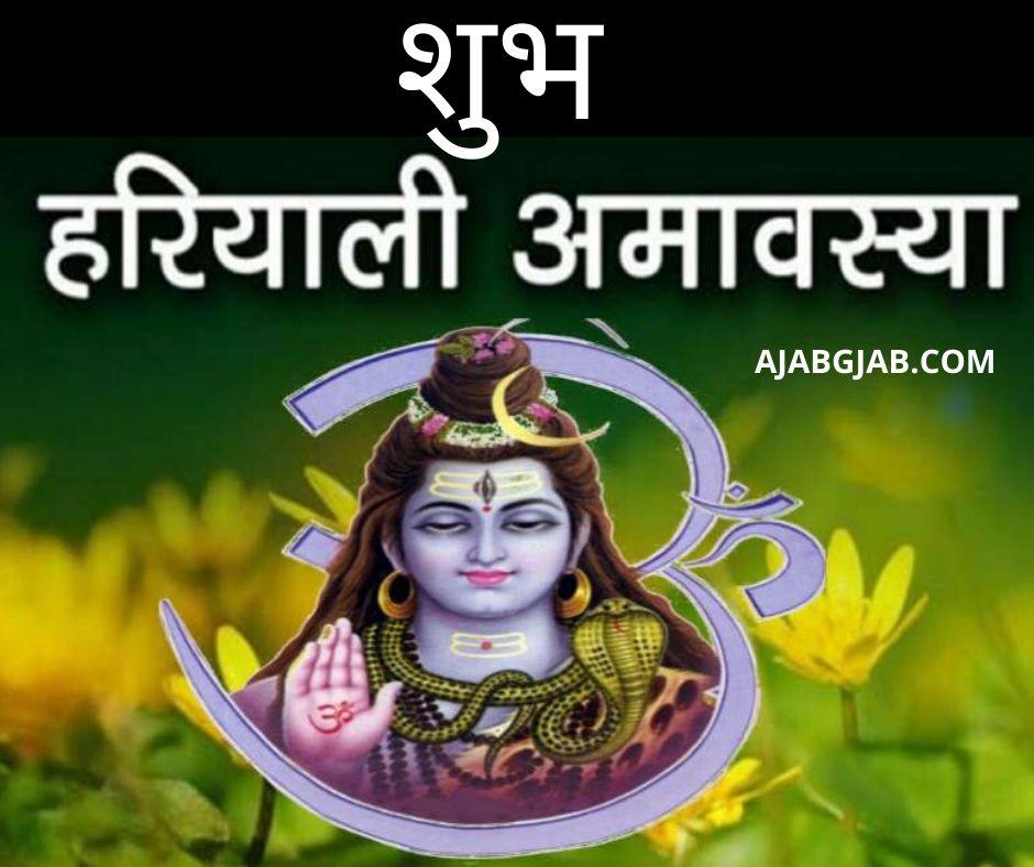 Happy Hariyali Amavasya