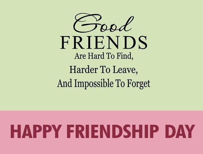 Happy Friendship Day Hd Greetings For Whatsapp