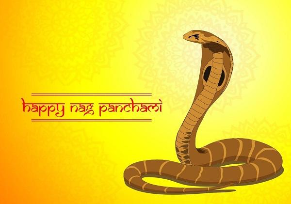 Happy Nag Panchami Hd Wallpaper