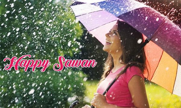 Happy Sawan Hd Greetings