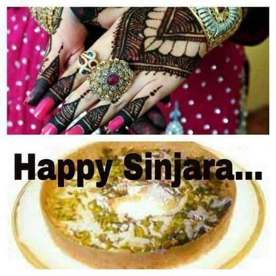 Happy Sinjara WhatsApp Dp Images