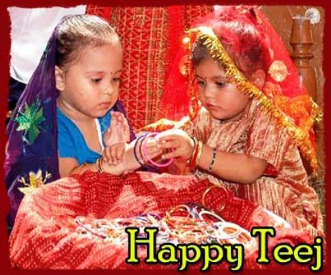 Hariyali Teej Hd Pics For Facebook