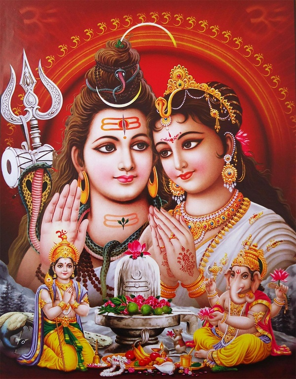 Latest Shiv Parivar Hd Photos