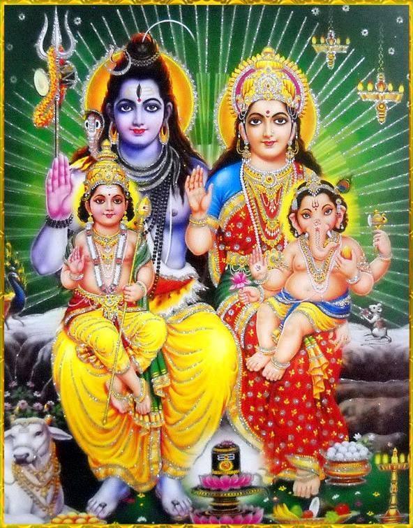 Shiv Parivar Hd Images Free Download