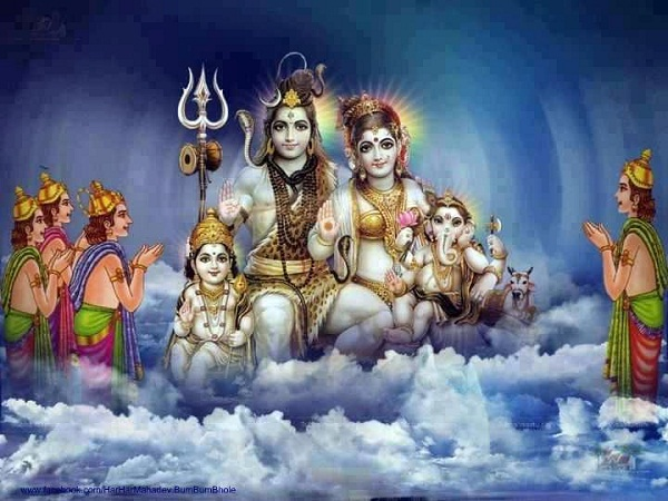 Shiv Parivar Hd Photos For Desktop