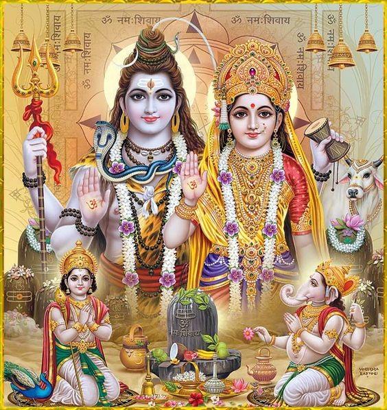 Shiv Parivar Hd Photos For Mobile