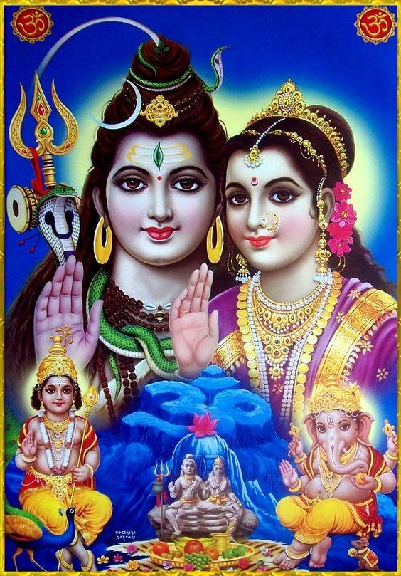 Shiv Parivar Hd Pics For Mobile