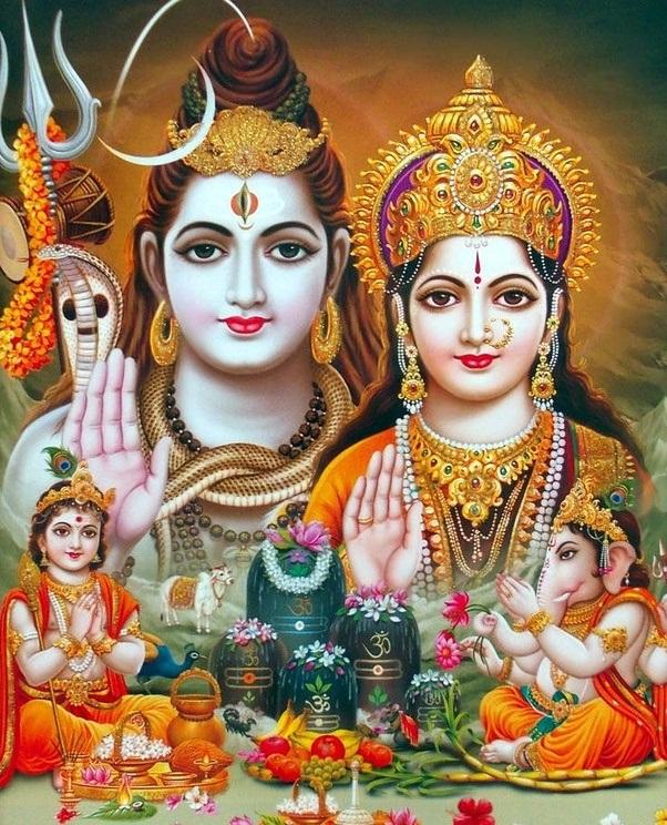 Shiv Parivar Hd Pics