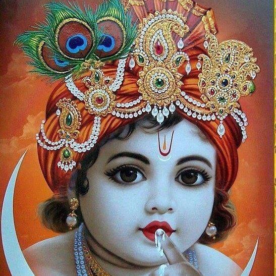 Bal Gopal Hd Greetings For Desktop