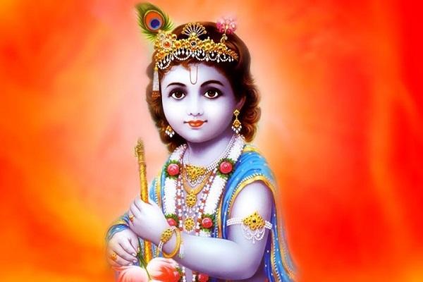 Bal Gopal Hd Greetings