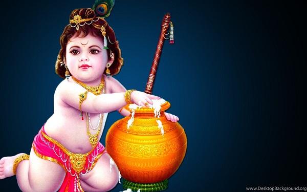 Bal Gopal Hd Images For Desktop