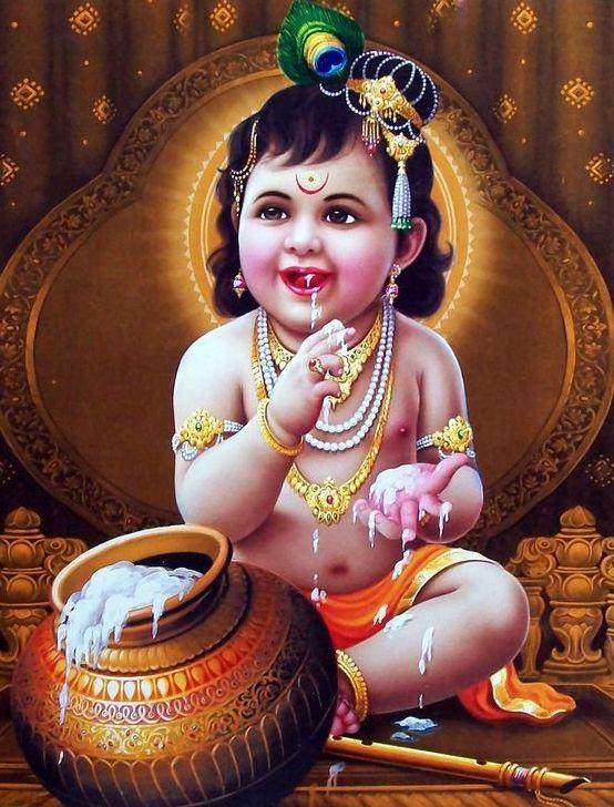 Bal Gopal Hd Photos For WhatsApp