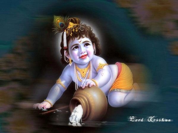 Bal Gopal Hd Wallpaper