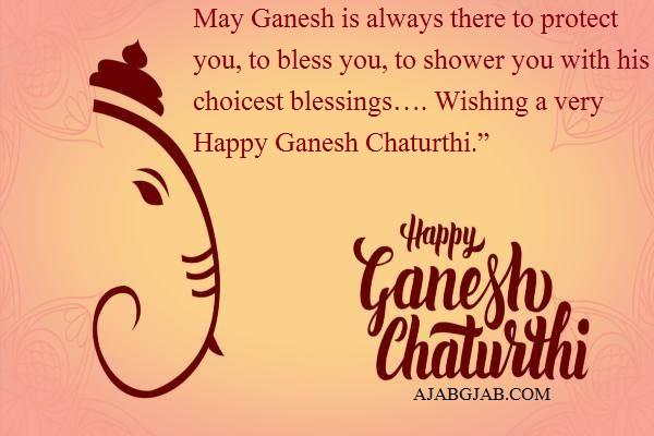 Ganesh Chaturthi Slogans In English