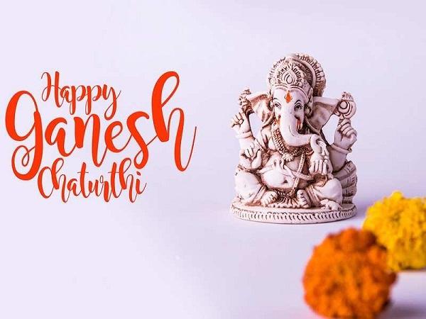 Happy Ganesh Chaturthi 2019 Hd Wallpaper
