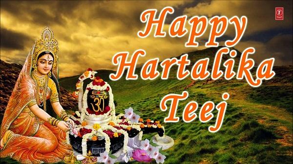 Happy Hartalika Teej Images
