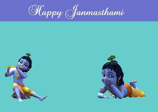 Happy Janmashtmi Hd Greetings For Facebook