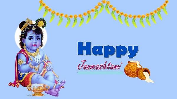 Happy Janmashtmi Hd Greetings