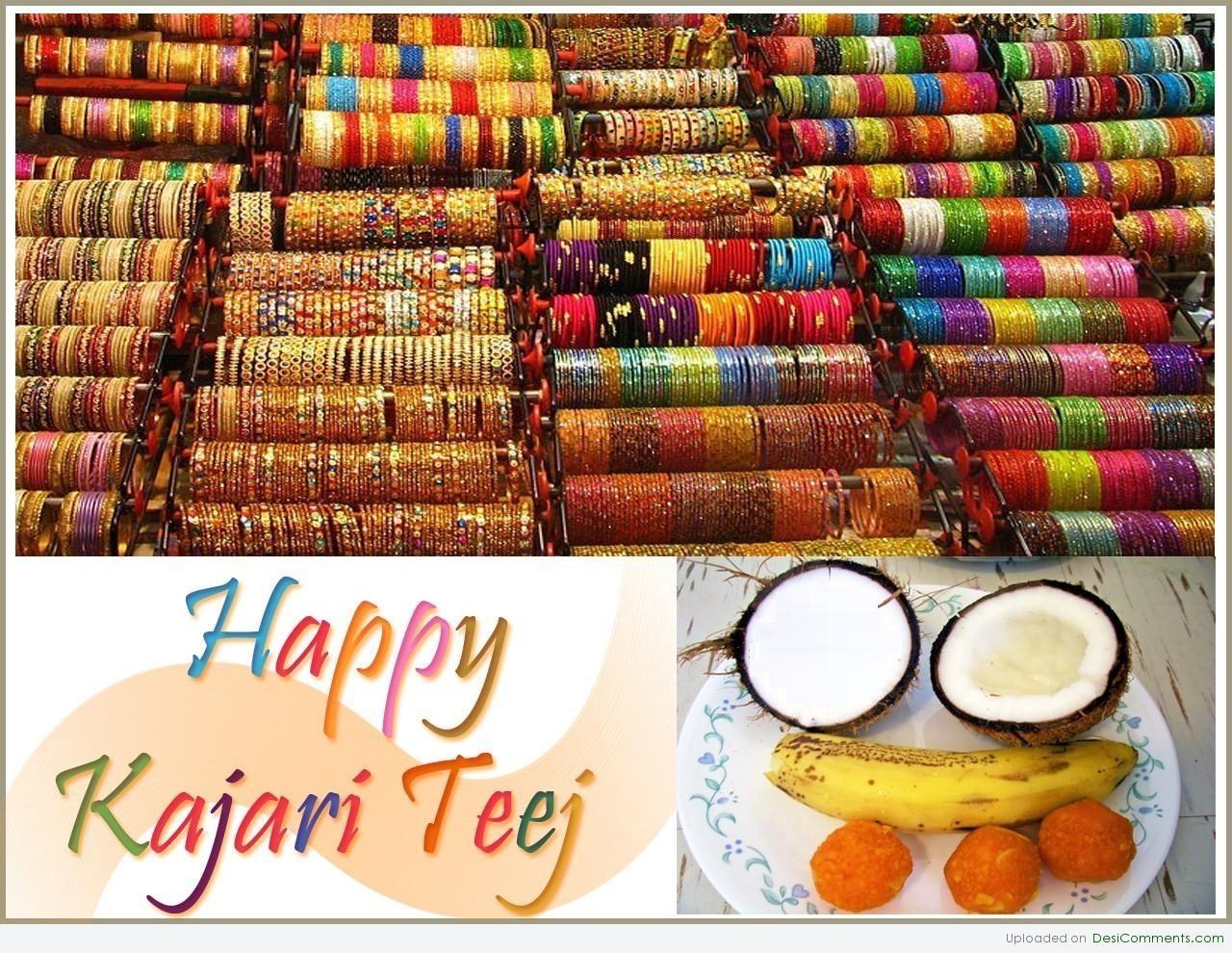 Happy Kajali Teej Greetings