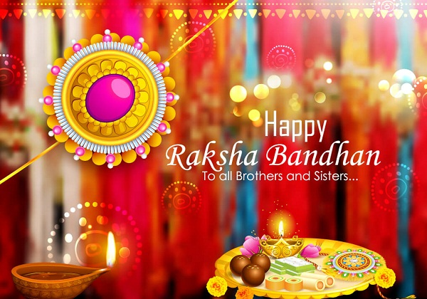 Happy Rakhi Hd Greetings