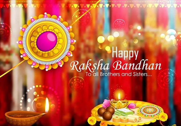 Happy Rakhi Hd Greetings