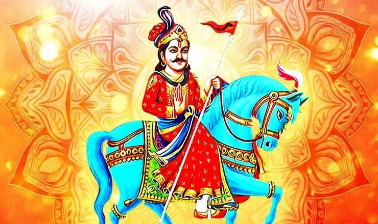 Jaharveer Goga ji Hd Greetings