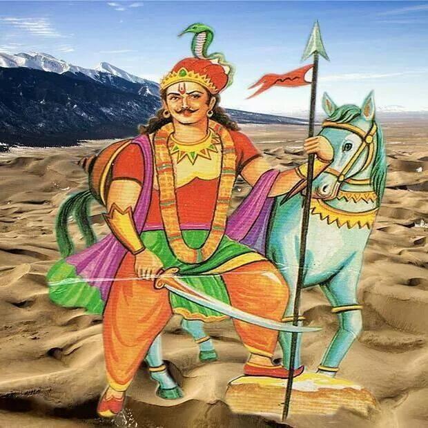 Jaharveer Goga ji Hd Pics