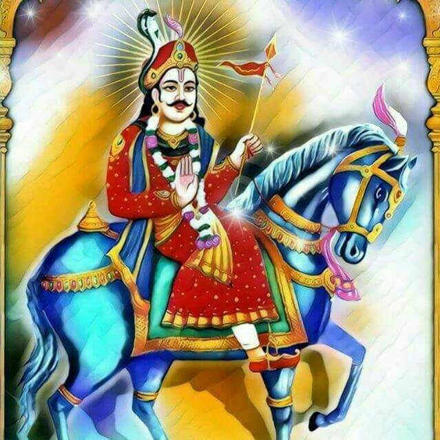 Jaharveer Goga ji Hd Wallpaper For Mobile