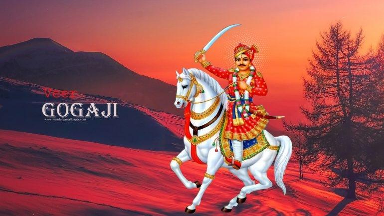 Jaharveer Goga ji Hd Wallpaper Free Download
