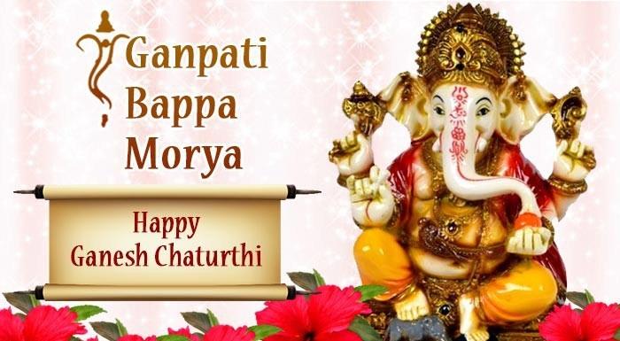 Latest Happy Ganesh Chaturthi 2019 Hd Greeting