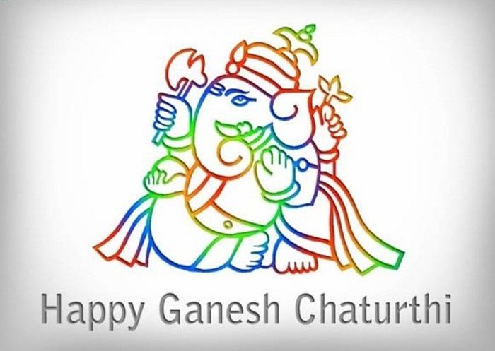 Latest Happy Ganesh Chaturthi 2019 Hd Wallpaper