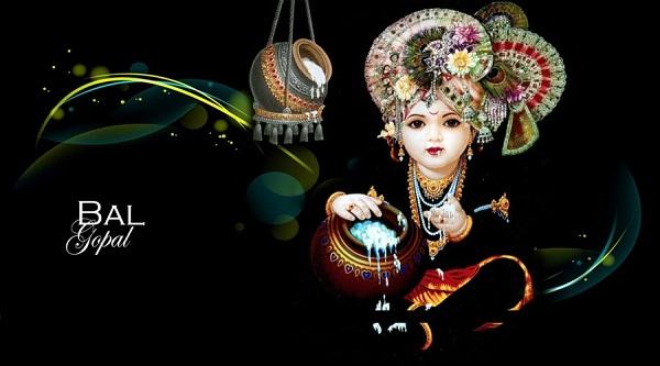 Lord Krishna Hd Greetings