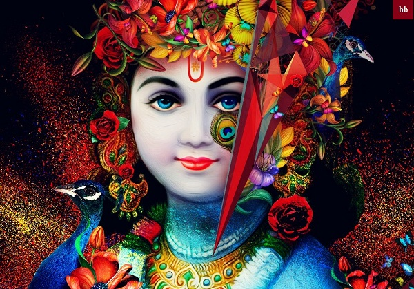 Shri Krishna Hd Wallpaper