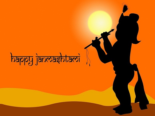Happy Janmashtami WhatsApp Dp Photos