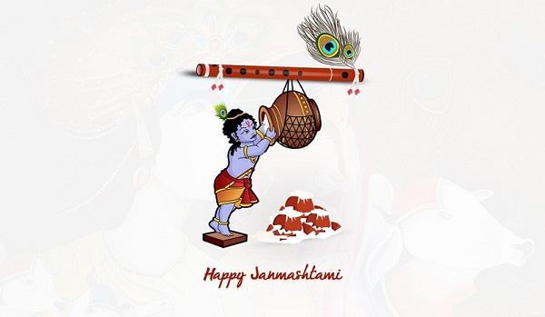 Shri Krishna Janmashtmi Hd Photos