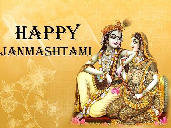 Happy Janmashtami 2019 Hd Images