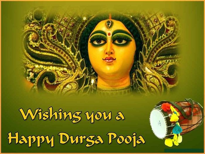 Happy Durga Puja Hd Greetings For Whatsapp