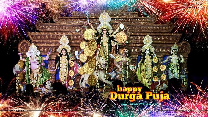 Happy Durga Puja Hd Greetings
