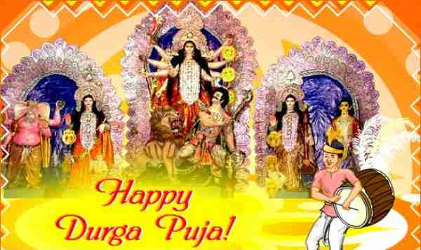 Happy Durga Puja Hd Images 2019