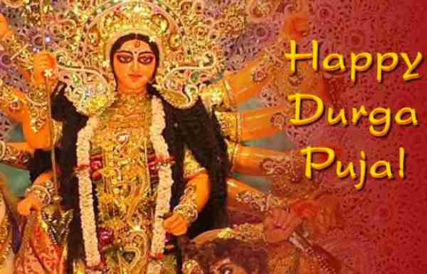 Happy Durga Puja Hd Images Free Download