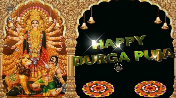 Happy Durga Puja Hd Photos For Whatsapp