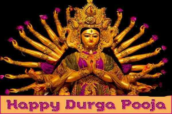 Happy Durga Puja Hd Pictures 2019